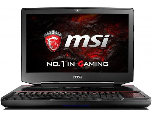 Ноутбук MSI GT83VR 6RE(Titan SLI)-010RU /9S7-181512-010/