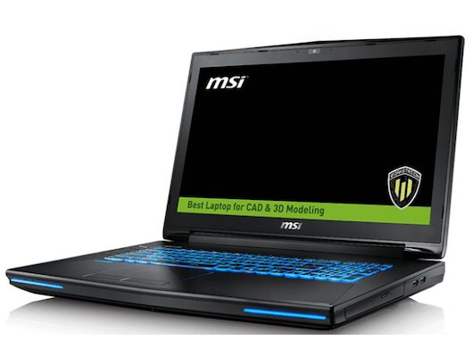 Ноутбук MSI WT72 6QJ(New)-007RU /9S7-178412-007/