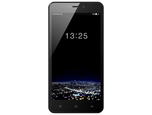 Смартфон Micromax Q479 Canvas Pace 2 plus Black
