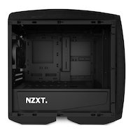 Фото Корпус NZXT MANTA Window черный без БП miniITX 4x120mm 4x140mm 2xUSB3.0 audio bott PSU