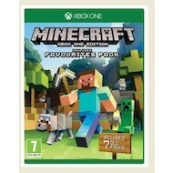 Minecraft для Xbox One. Favorites Pack. (44Z-00041)