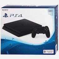 Фото SONY PlayStation 4 Slim 500 Gb (CUH-2008A)
