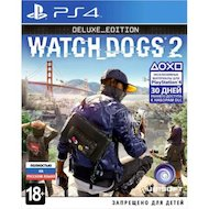 Watch_Dogs 2 (PS4 русская версия)