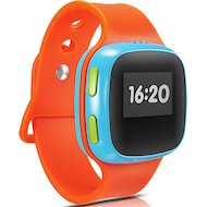 Смарт-часы Alcatel move time sw10 (orange/blue)