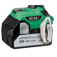 Дрель HITACHI WM18DBL