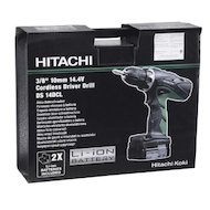 Фото Дрель HITACHI DS14DCL-RC