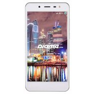 Смартфон Digma VOX Flash 4G White