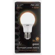 Лампочки LED Gauss LED Elementary A60 7W E27 2700K в Уфе