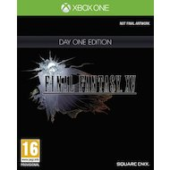 Final Fantasy XV. Day One Edition (Xbox One, русские субтитры)