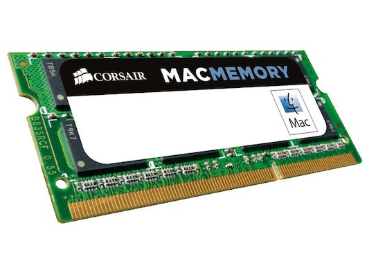 Оперативная память Corsair CMSA4GX3M1A1333C9 RTL PC3-10600 DDR3 4Gb 1333MHz CL9 SO-DIMM