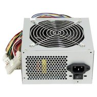 Фото Блок питания LinkWorld ATX 600W LW6-600 (24+4pin) 120mm fan 4xSATA RTL