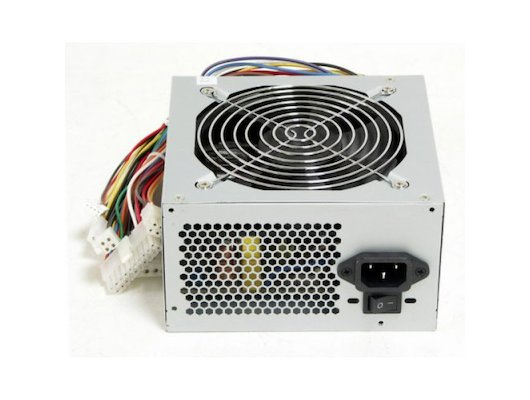 Блок питания LinkWorld ATX 500W LW6-500W (24+4pin) 120mm fan 3xSATA RTL