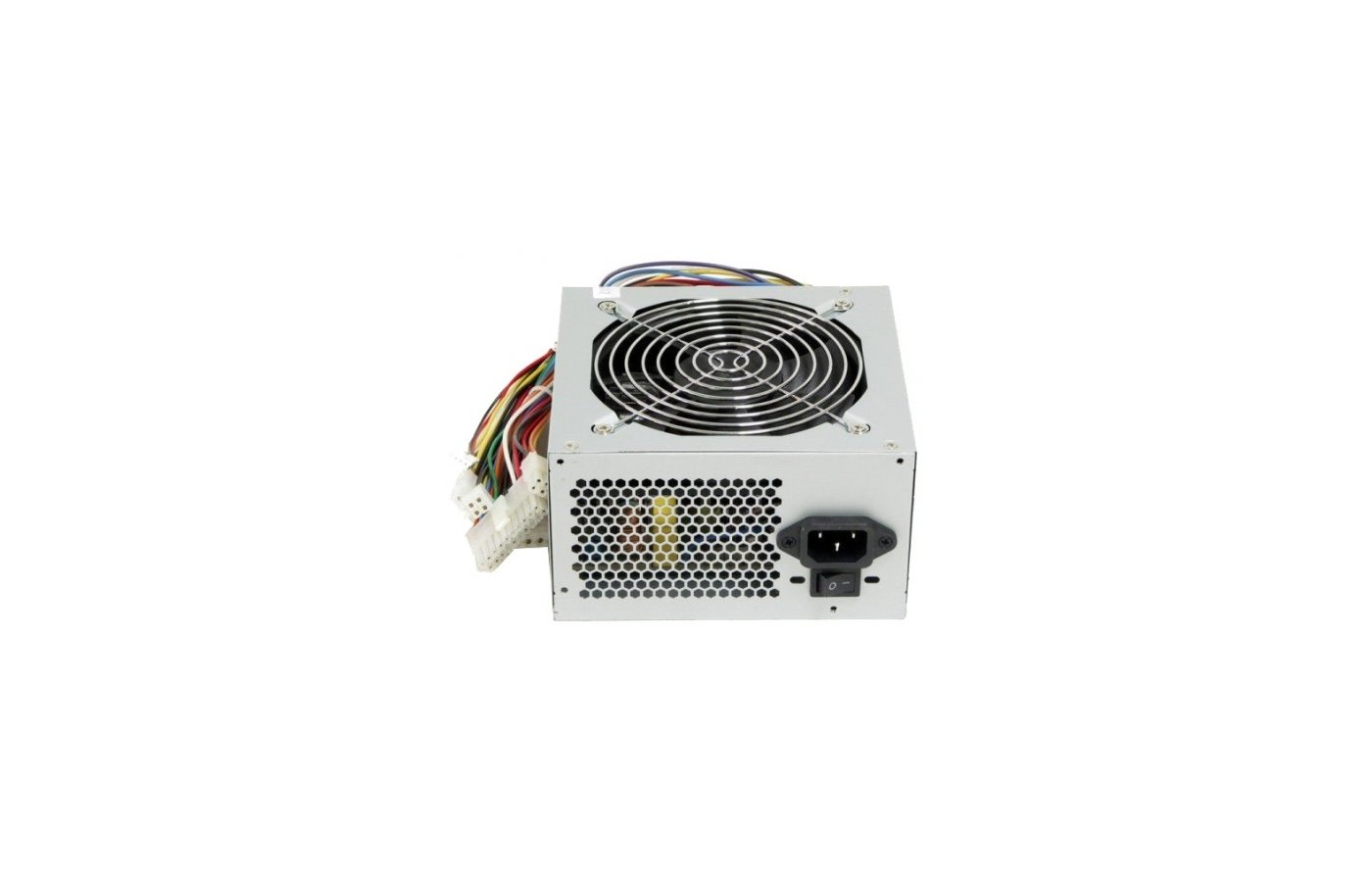 Блок питания LinkWorld ATX 600W LW6-600 (24+4pin) 120mm fan 4xSATA RTL