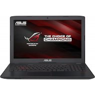 Ноутбук ASUS GL552VW-CN867T /90NB09I1-M10950/ intel i7 6700HQ/8Gb/1Tb/DVDRW/GTX 960M 2Gb/15.6FHD/WiFi/Win10