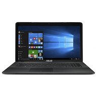 Ноутбук ASUS X751SA-TY165T /90NB07M1-M03120/ intel N3700/4Gb/500Gb/DVDRW/17.3HD+/WiFi/Win10