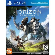 Horizon Zero Dawn (PS4 русская версия)