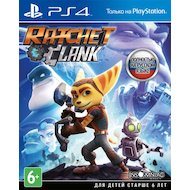 Ratchet & Clank (PS4, русская версия)