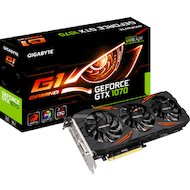 Фото Видеокарта Gigabyte PCI-E GV-N1070G1 GAMING-8GD nVidia GeForce GTX 1070 8192Mb 256bit Ret