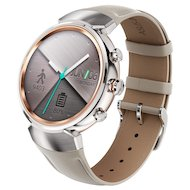 Смарт-часы Asus ZenWatch 3 WI503Q silver leather (WI503Q-2LBGE0006)