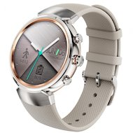 Смарт-часы Asus ZenWatch 3 WI503Q silver rubber (WI503Q-2RBGE0013)