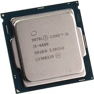 Фото Процессор Intel Core i5 6600 Soc-1151 (CM8066201920401S R2L5) (3.3GHz/Intel HD 530) OEM