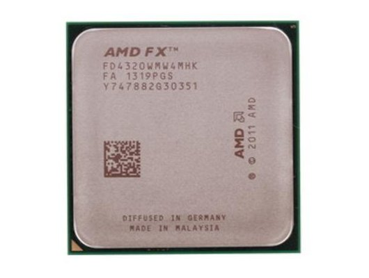 Процессор AMD FX-4320 (FD4320WMHKBOX) BOX
