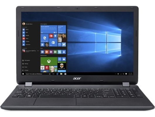 Ноутбук Acer Extensa EX2530-P8XD /NX.EFFER.007/ intel 3556/4Gb/500Gb/DVDRW/15.6/WiFi/Win10