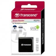 Фото Картридер Transcend TS-RDP9K USB 2.0 OTG Card Reader