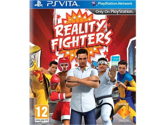 Reality Fighters PS Vita русская версия