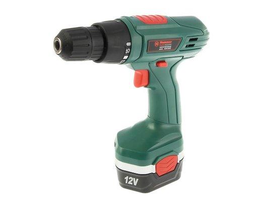 дрель аккумуляторная hammer flex acd120le