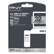 Флеш-диск USB 2.0 PNY 32GB (P-FDI32G/APPMT2-GE) MICRO M2 ATTACHE