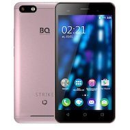 Смартфон BQ BQS-5020 Strike Rose Gold Brushed