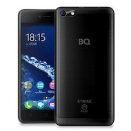 Смартфон BQ BQS-5058 Strike Power Easy Black Brushed в Салавате