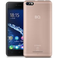 Смартфон BQ BQS-5058 Strike Power Easy Rose Gold Brushed в Салавате