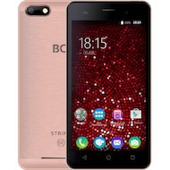 Смартфон BQ BQS-5020 Strike SE Rose Gold Brushed