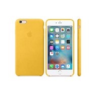 Чехол Apple iPhone 6/6S Plus Leather Case Marigold (MMM32ZM/A)