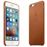 Чехол Apple iPhone 6/6S Plus Leather Case Saddle Brown (MKXC2ZM/A)