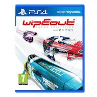 WipEout Omega Collection (PS4 русская версия)