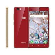 Смартфон BQ BQS-5054 Crystal Red