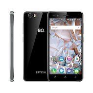 Смартфон BQ BQS-5054 Crystal Black