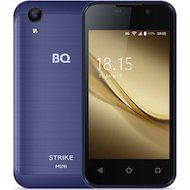 Смартфон BQ BQS-4072 Strike Mini Dark Blue Brushed