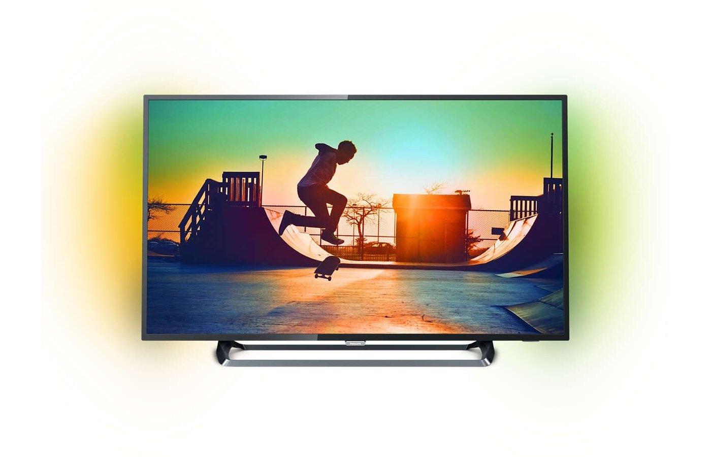 fefbe4fd0d45df 4K (Ultra HD) Smart телевизор PHILIPS 50PUS 6262/60 - купить 4k ...