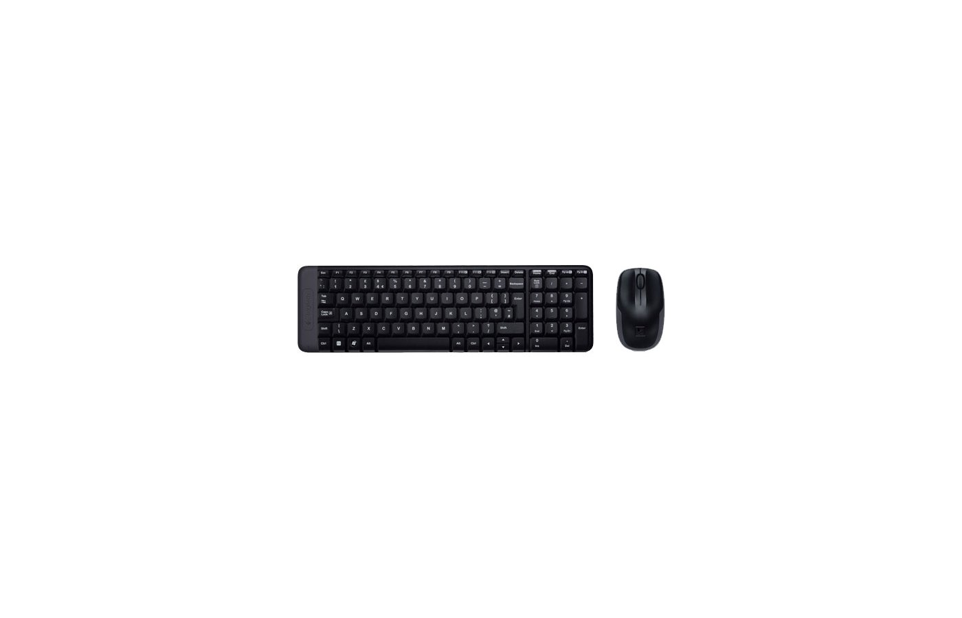 Клавиатура + мышь Logitech MK220 Desktop Wireless