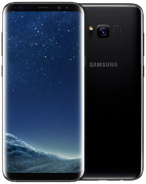 Смартфон Samsung galaxy s8 64gb sm-g950fz черный бриллиант