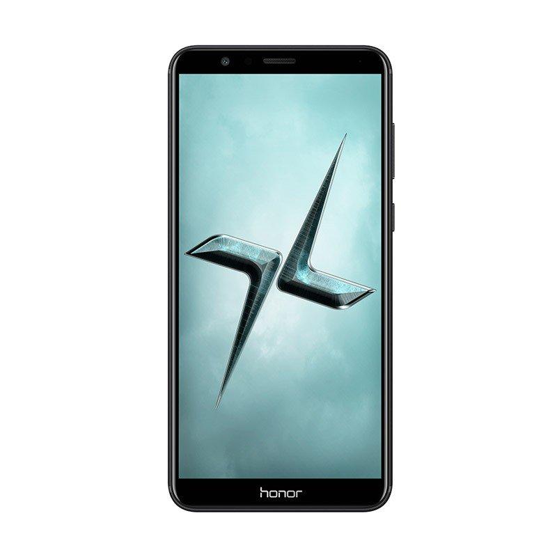 Смартфон Honor 7x 64gb black