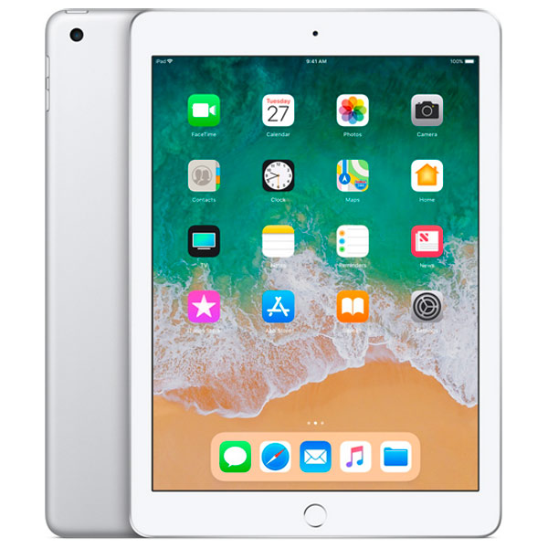Планшет Apple ipad wi-fi 32gb silver (mr7g2ru/a)