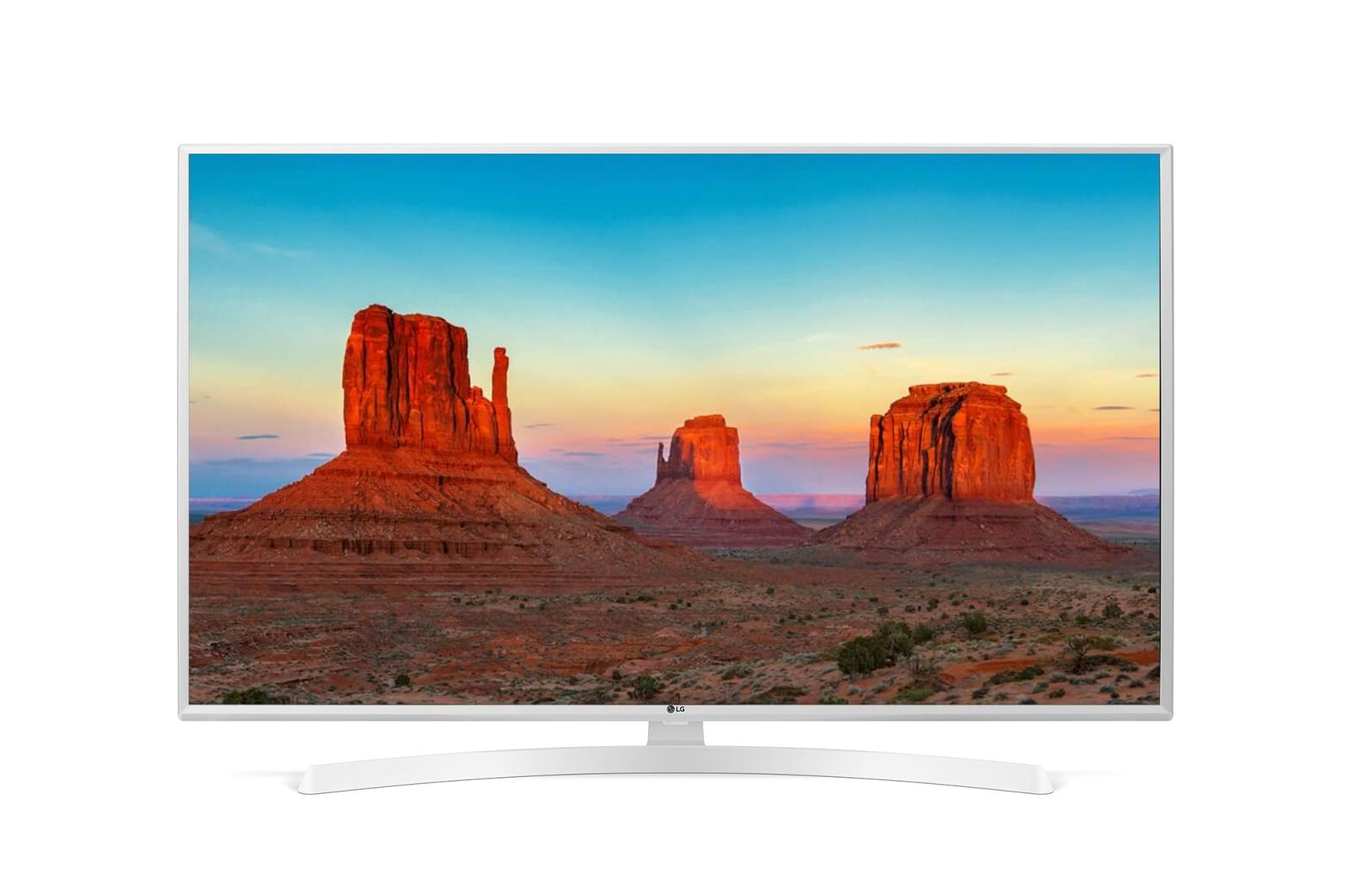 4K (Ultra HD) Smart телевизор Lg 43uk6390