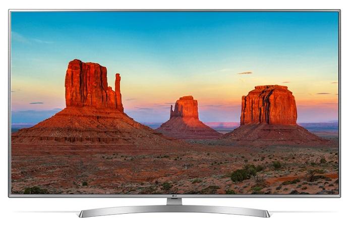 4K (Ultra HD) Smart телевизор Lg 50uk6510