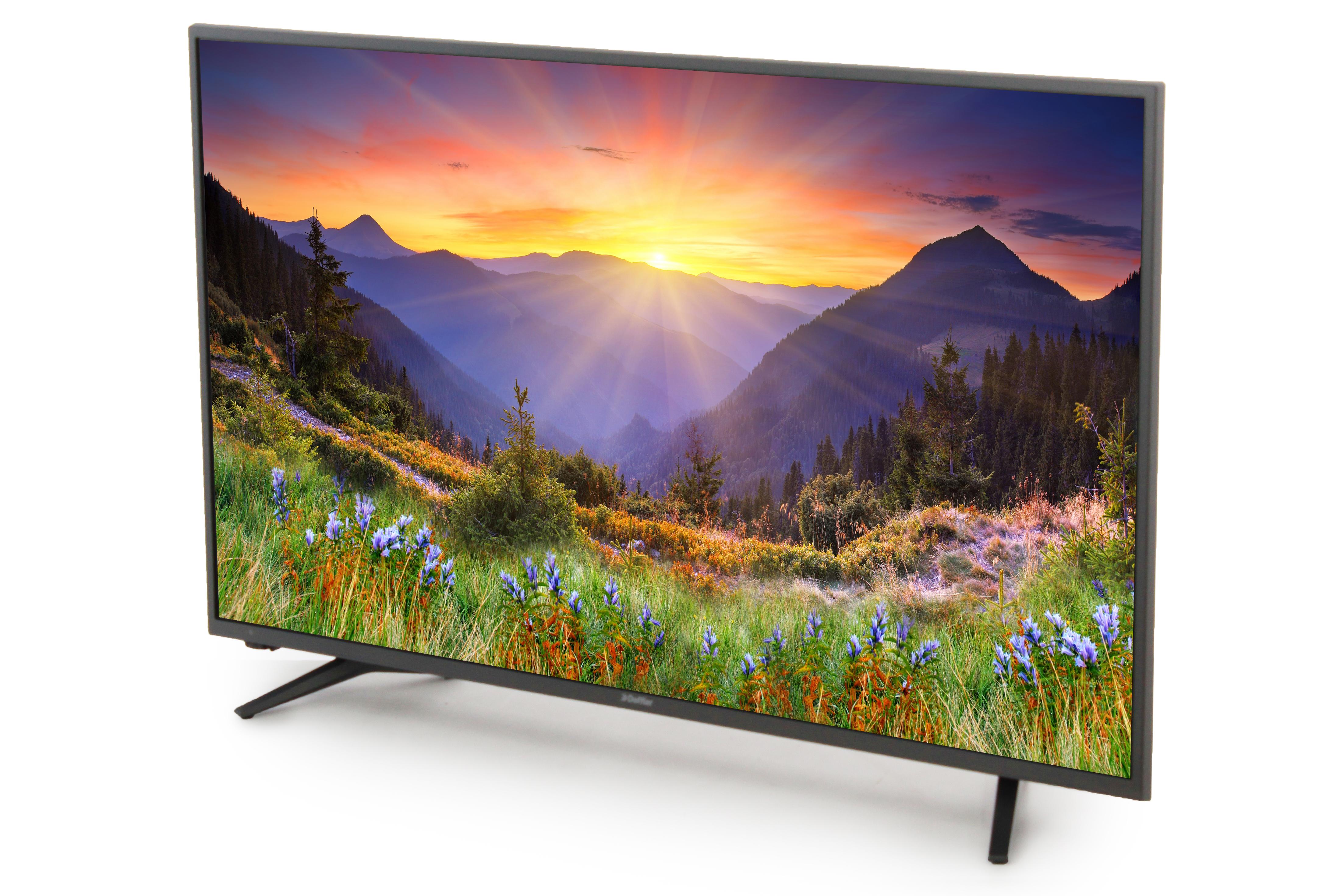 вид, телевизор с хорошим качеством картинки вот